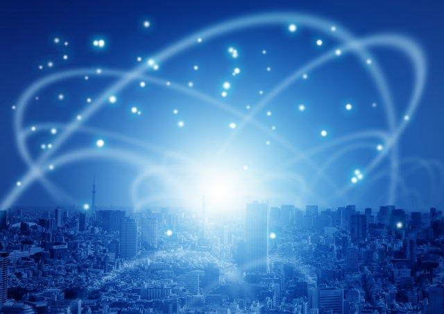 インターネット通信のイメージ