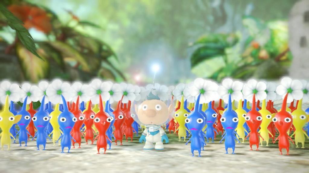 ピクミンの集団